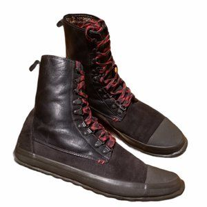 "Men's TRETORN Black ""Klipporone"" Boots (Size 13)"